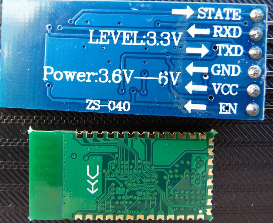 Bluetoothmodul BTM400_6B HC-05