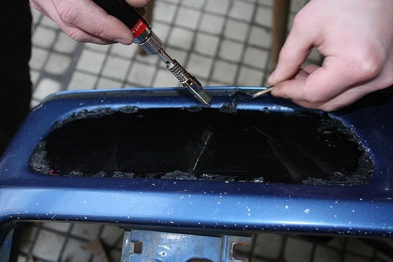Как сделать газовый паяльник фото 605