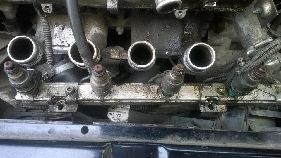 Фото №46 - регулятор давления топлива на ВАЗ 2110