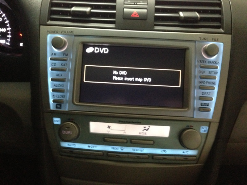 I Also Tried To Use Loading Kvi Like They Do On The Lexus But Could Not Need Navigation Help Even Bring Back Life Dvd