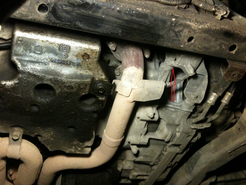 Замена масла двигателя шевроле каптива