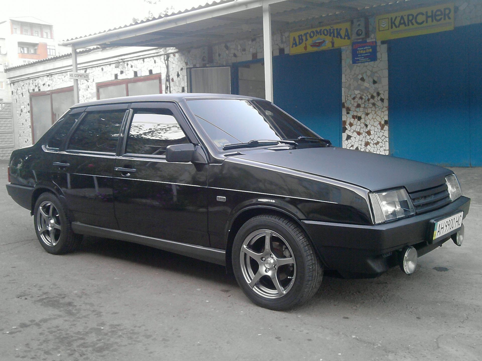 RIA Продажа Лада 21099 бу: купить ВАЗ 21099 в Украине