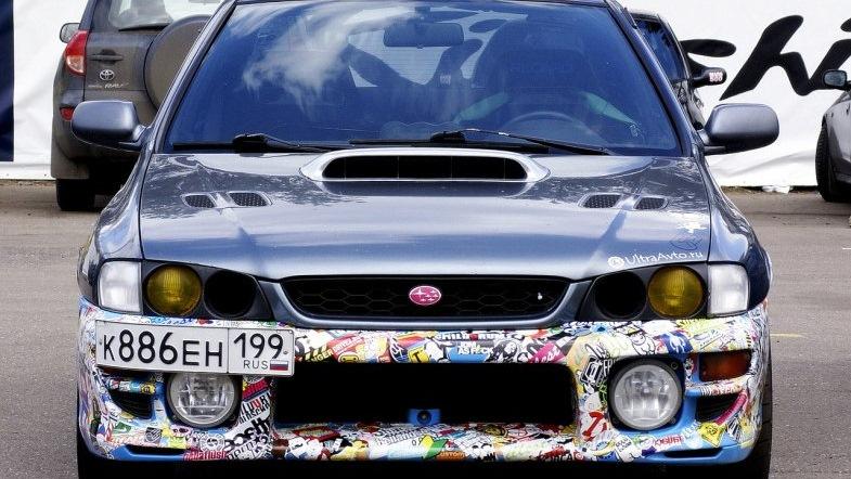 Subaru Impreza WRX STI spec-C ra-r power | DRIVE2