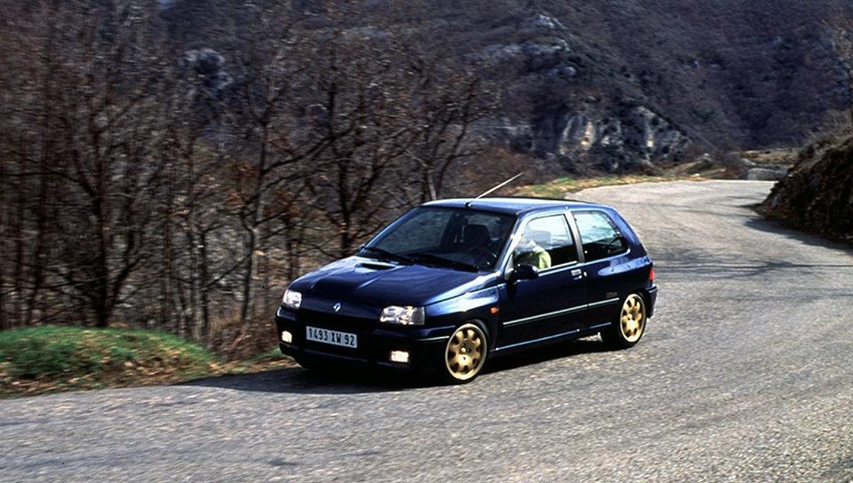 Renault Clio — один из самых популярных французских автомобилей.