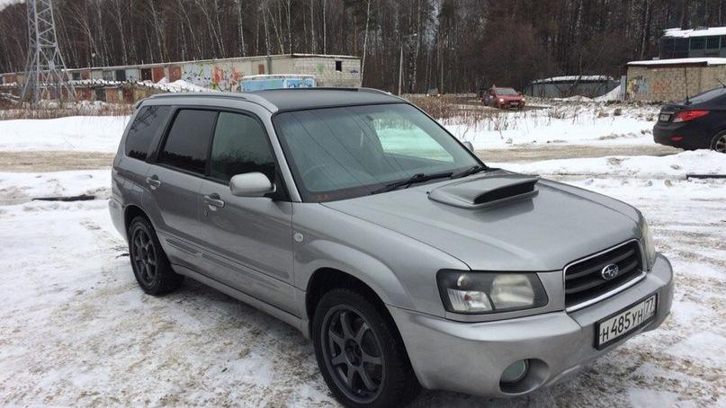 Subaru Forester JDM EJ205 Turbo (бубубу) | DRIVE2