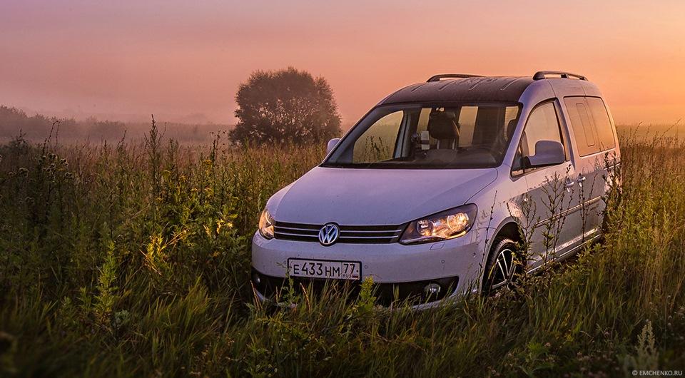 «Бешеный каблучок» или обзор Volkswagen Caddy Edition 30 — «Тест-драйвы» на  DRIVE2 2f81699c8974e