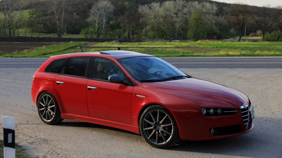 alfa romeo 159 sportwagon car diary. Black Bedroom Furniture Sets. Home Design Ideas