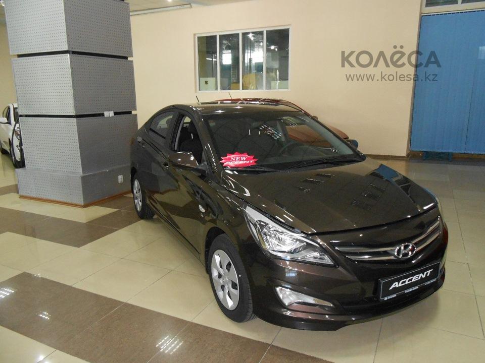 Купить Hyundai Accent – новые и подержанные (в