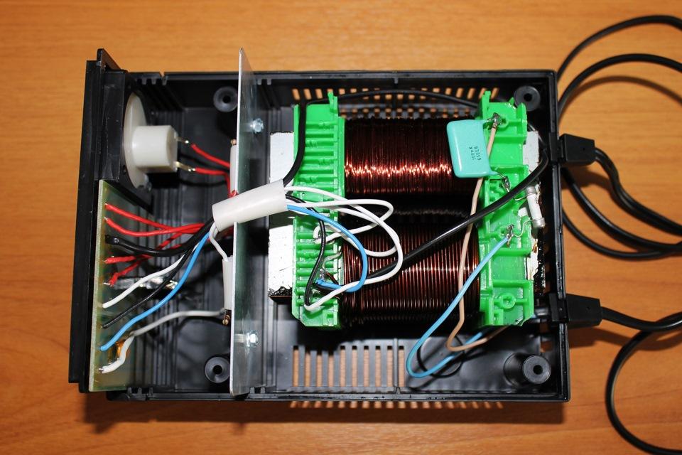 Зарядно-предпусковое устройство «кедр-авто-10» (10a 12в) с.