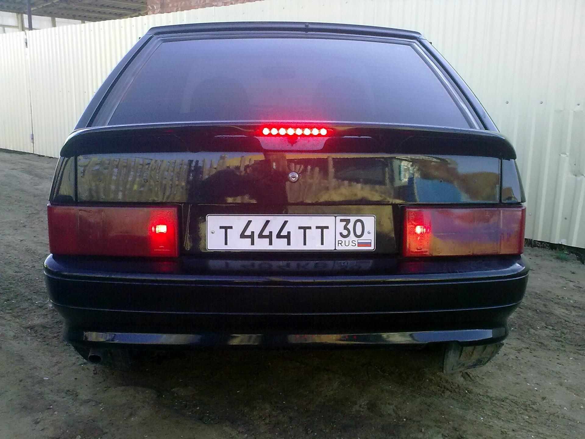 Фото №20 - ВАЗ 2110 лампа стоп сигнала