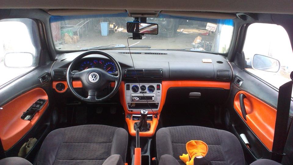Volkswagen passat b5 тюнинг салона своими руками