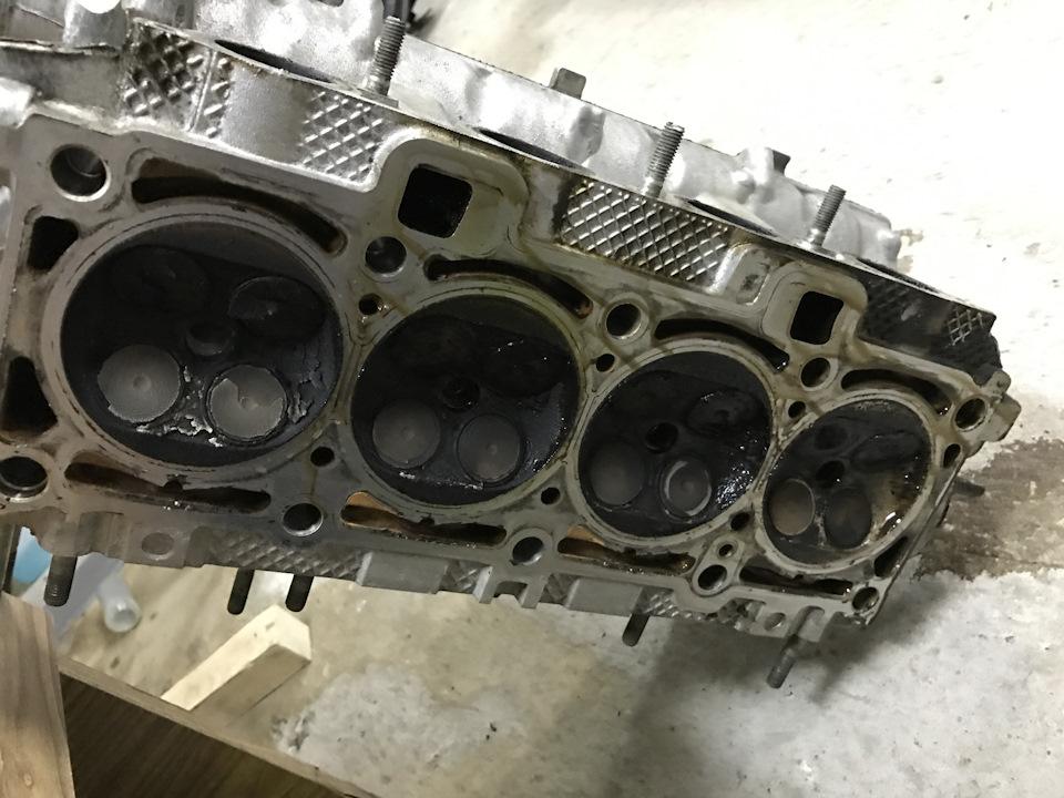 Капитальный ремонт двигателя 21126