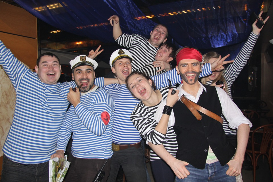 Купить костюмы для вечеринки в морском стиле по выгодной цене в интернет-магазине украшений для праздника 4party. Купить аксессуары для праздника с быстрой доставкой по всей украине.
