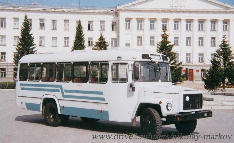 длиннобазный КАВЗ-39765