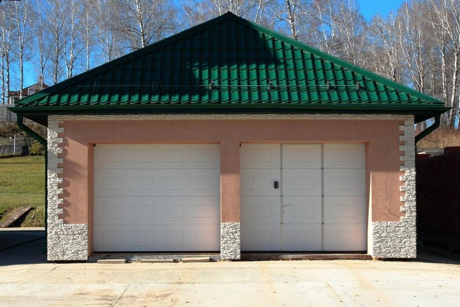 комментариии внешняя отделка гаража варианты с фото кто