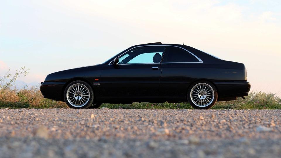 Автомобили Lancia Kappa - фото и описание, двигатели