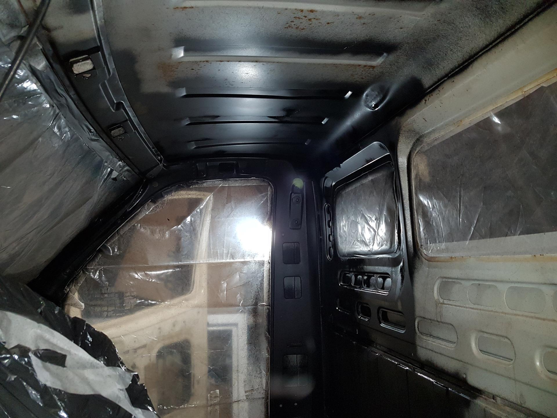 Тюнинг внутри кабины газели фото