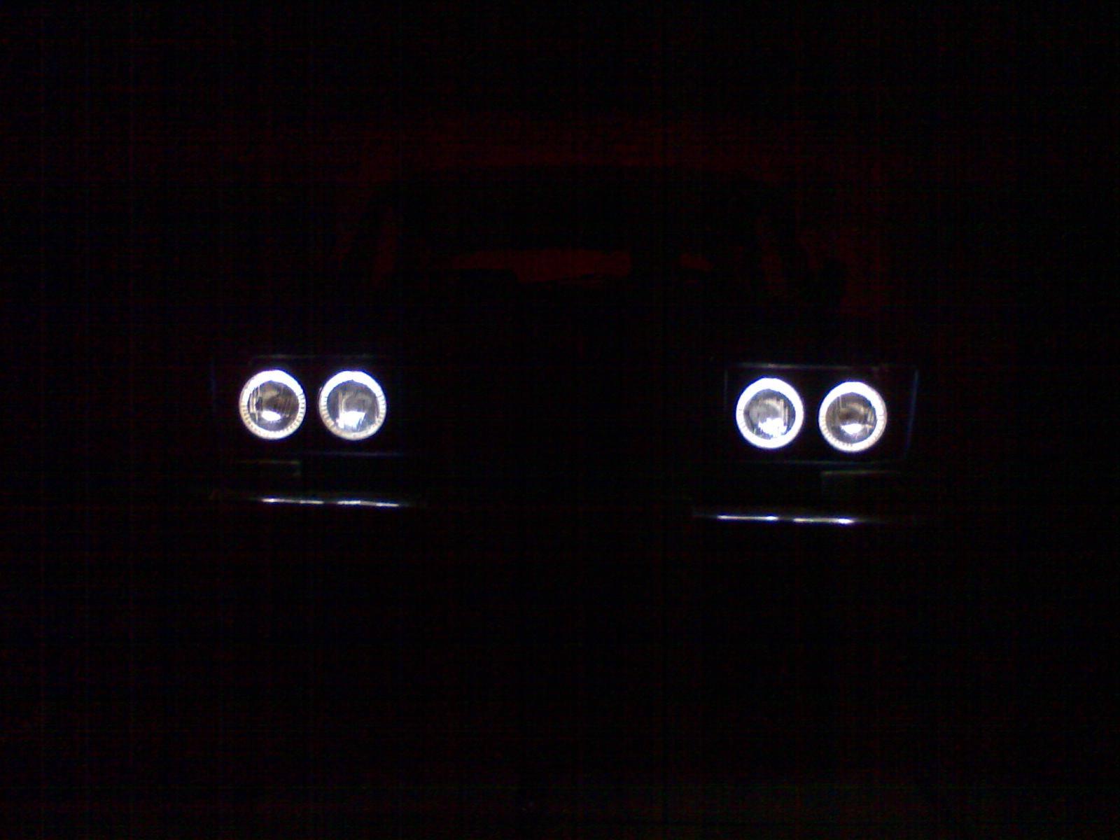 Ангельские глазки ВАЗ 2106 - DRIVE2