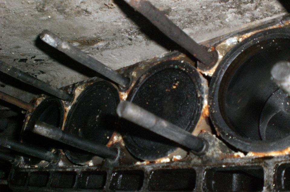 Переборка двигателя 402