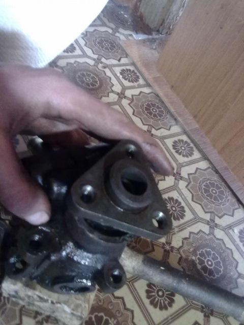 Ремонт насоса гидроусилителя форд