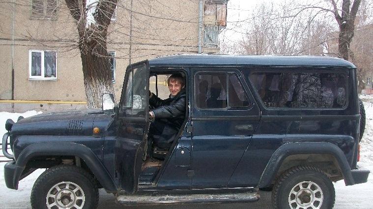 УАЗ 3159 Барс | drive2 ZC710