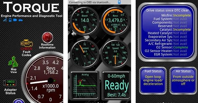 диагностические программы для автомобилей на андроид