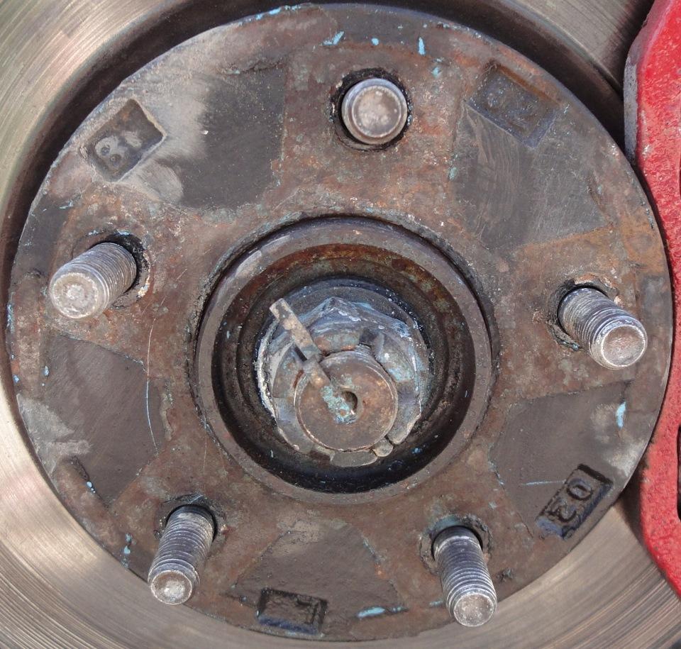 разболтовка колес митсубиси лансер цедия