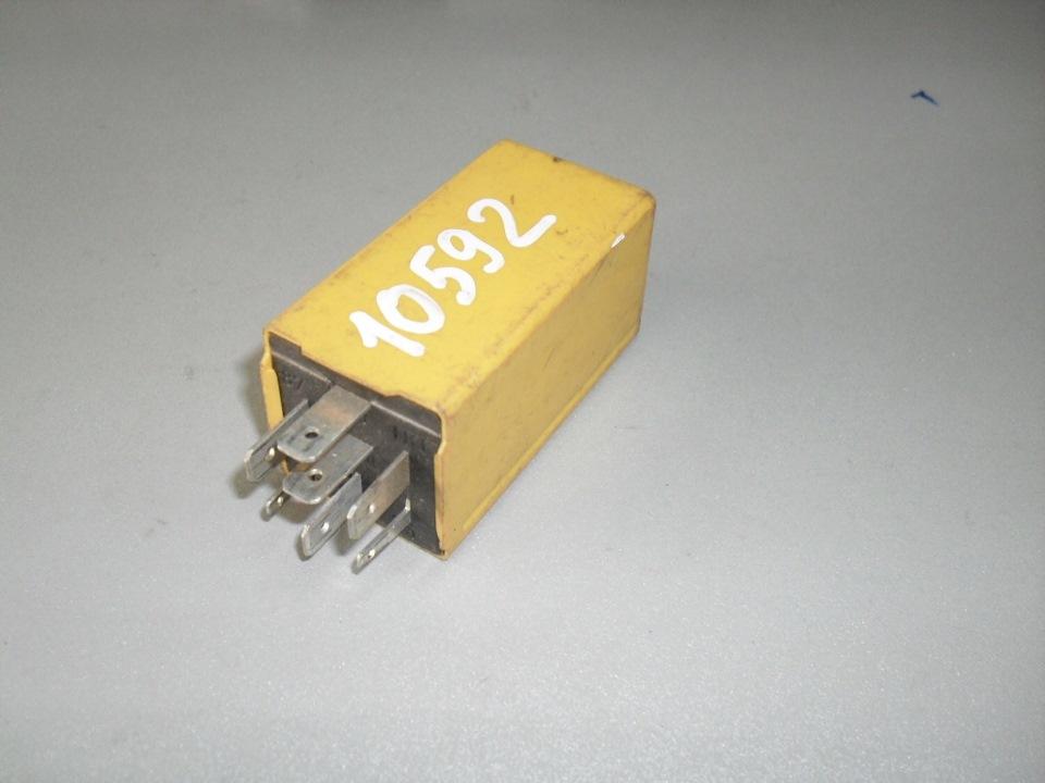 подключение реле электролюка audi-100