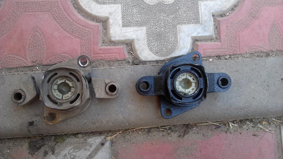 Фото №1 - ремкомплект рычага кпп ВАЗ 2110