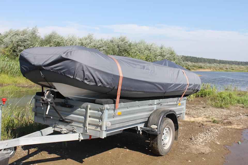 Фото лодок из прицепом