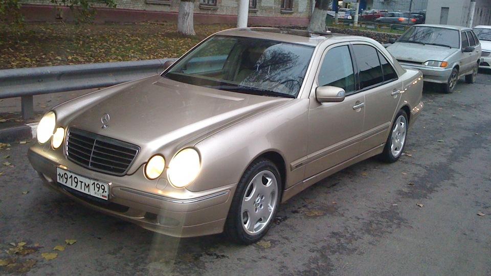 Mercedes benz e class e430 kompressor drive2 for Mercedes benz e430 for sale