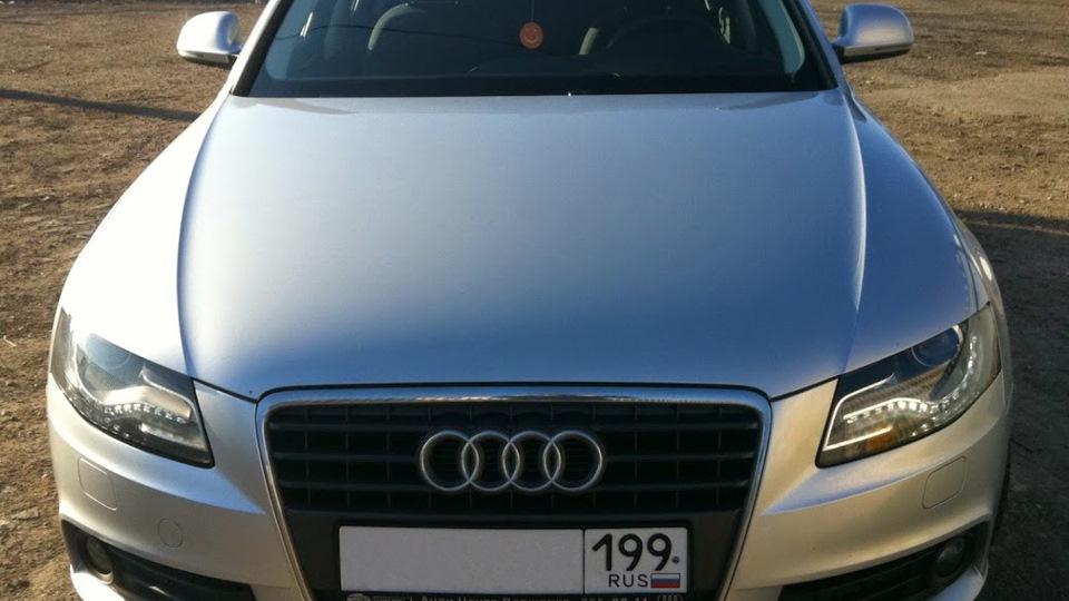 Audi A4 B8 18 Tfsi Drive2