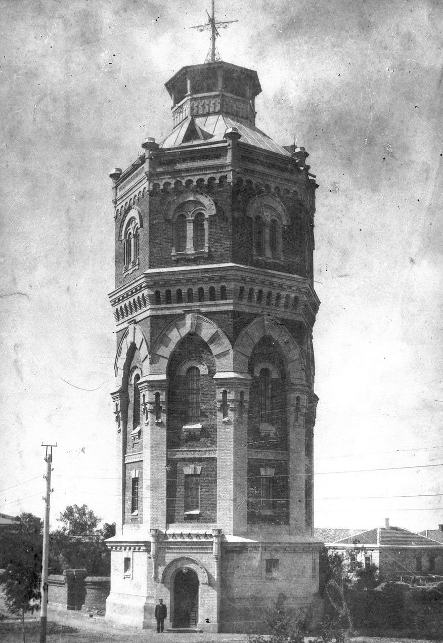 Фото старая башня г сарапул