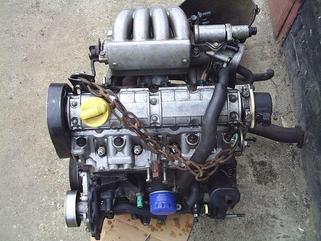 поршневая группа для двигателя renault f3r