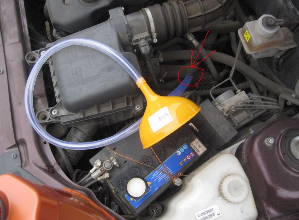Замена масла в коробке передач приора (ВАЗ 2170, 2171, 2172) - бортжурнал Лада Приора Универсал Бордовый металлик 2012 года на D