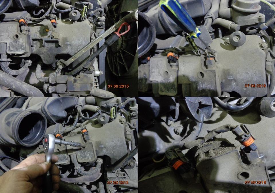 сколько свечей в моторе мерседес 113