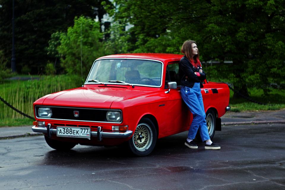 нашей фото крутой москвич машины малышева