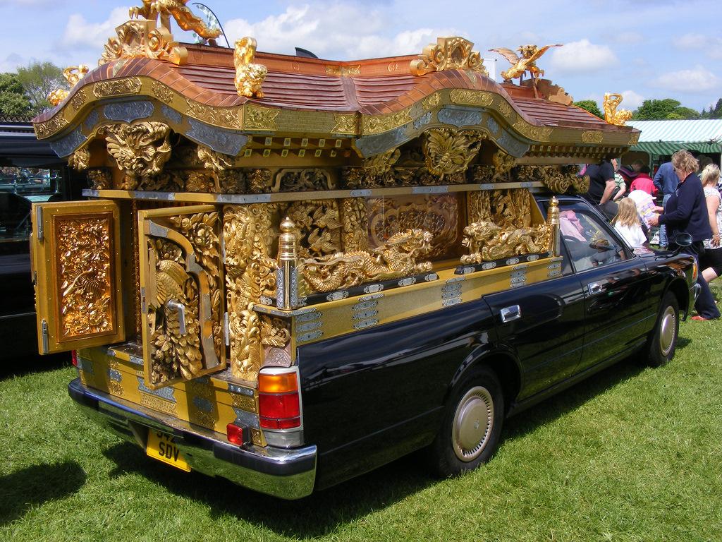 уходят мир картинка машины в виде гроба представители