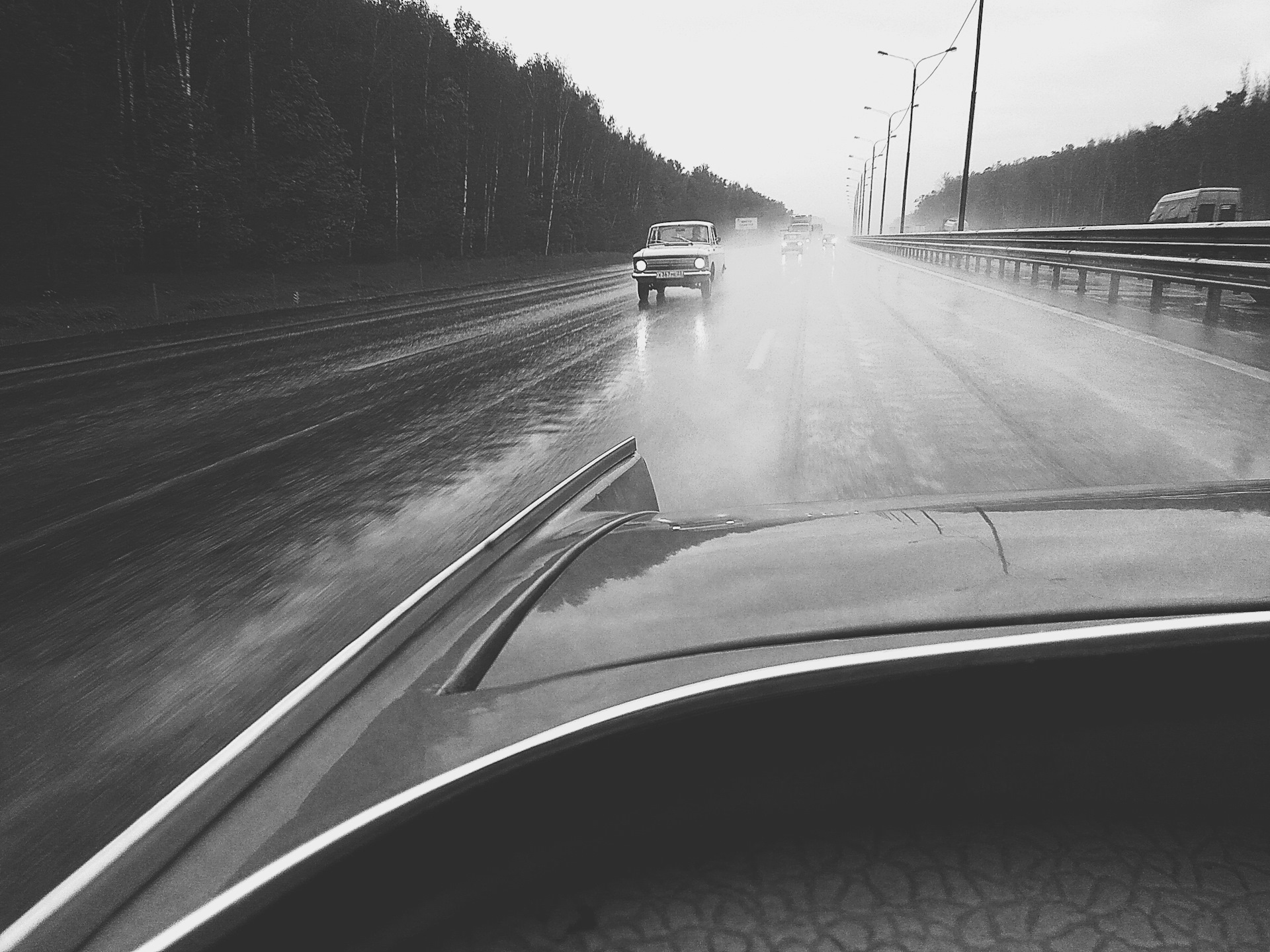картинки дорога москва тула одном