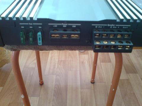 И следующим шагом стало приобретение 5 ти канального усилителя DLS MA50 производство Швеция, очень редкий и...