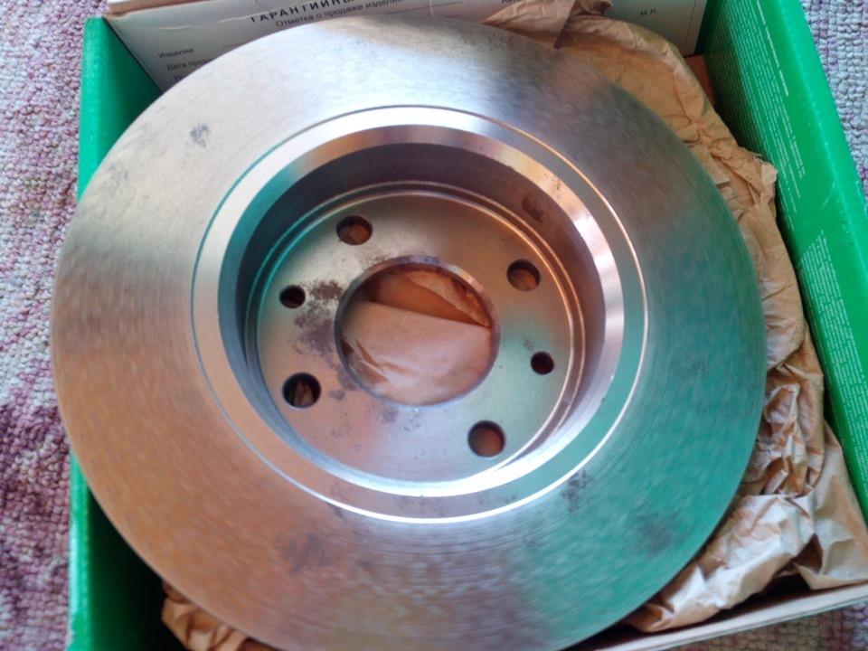 Замена тормозных дисков на ваз 2115 своими руками