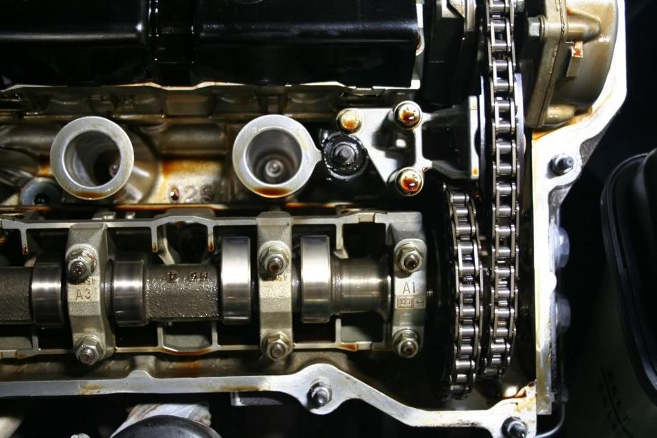 картинки двигателей после масла уже