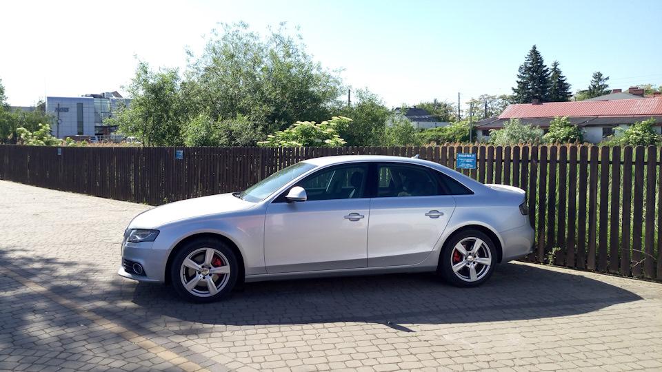 Audi A4 Liebe Drive2