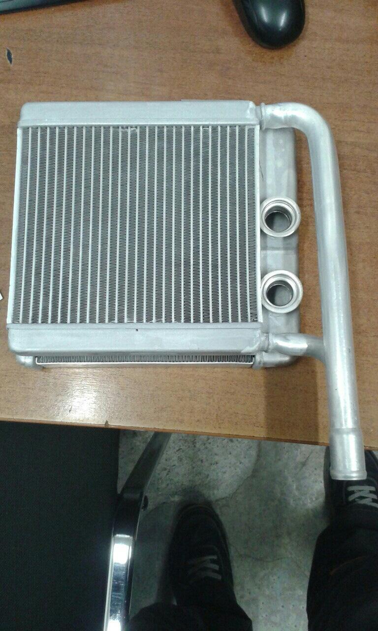 Радиатор печки гранта размеры