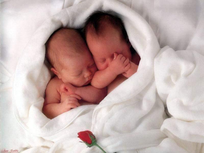 С рождением двух дочек картинки