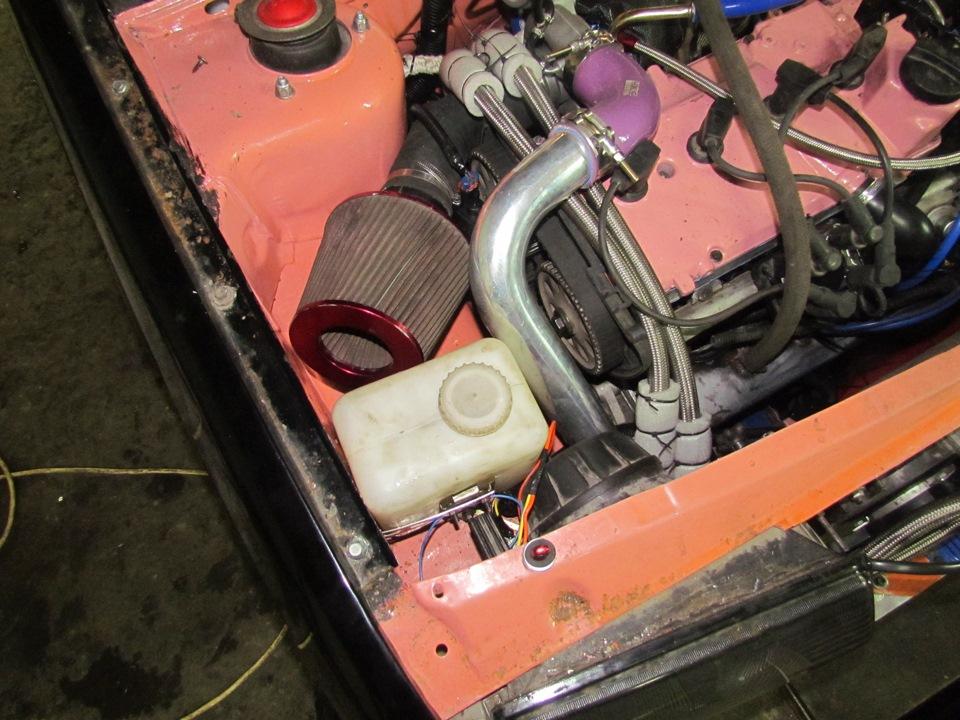 502c9fcs 960 - Установка спортивных замков на капот ваз 2109