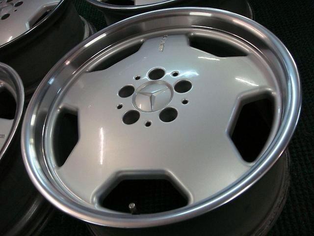 заводские диски на мерседес р 18