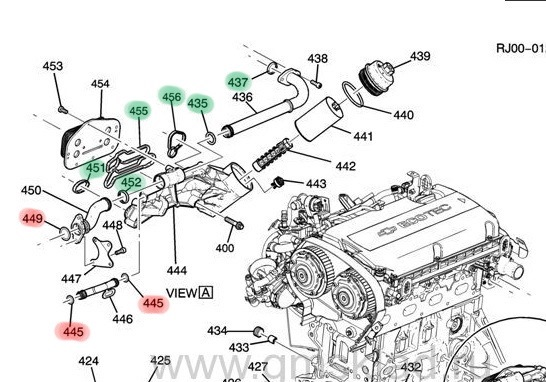 Chevrolet aveo t300 прокладки теплообменника Насос промывки теплообменника GEL BOY C130 Уфа