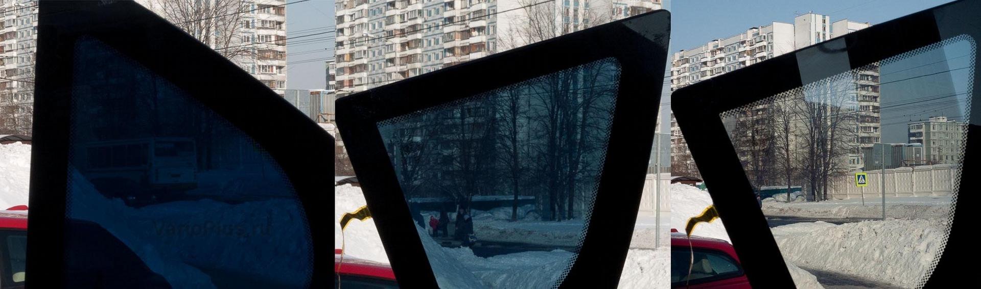 Управляемая электротонировка VarioPlus® и защитные стекла ...