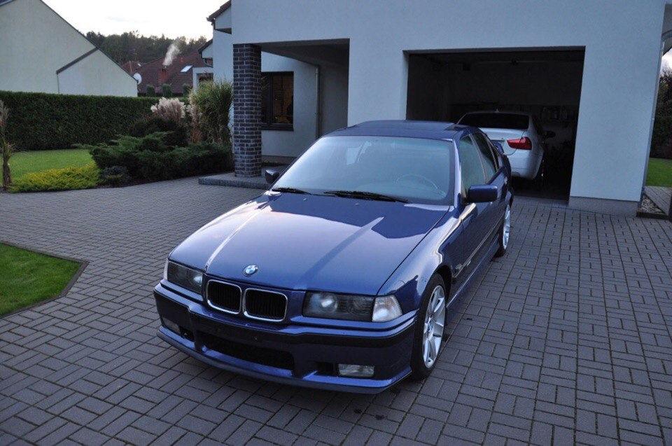 Bmw 318is Motorsport International Class Ii E36 1995 Drive2